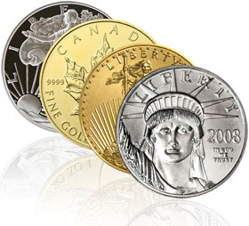 San Diego Coin & Bullion is Buying Coins, Currency & Bullion!